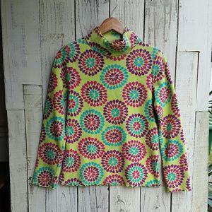 Hanna anderson women's XS fleece shirt